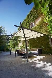 Pergola Bois Bioclimatique : pergola bois alu aluminium bioclimatique jardin ~ Louise-bijoux.com Idées de Décoration