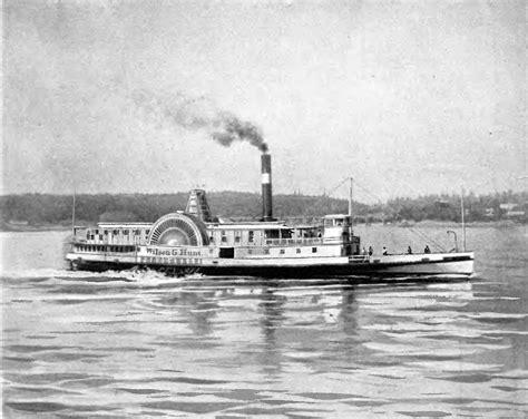 Steamboat Adelaide by Wilson G Hunt Sidewheeler Wikipedia