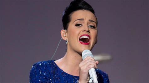 Katy Perry Accepts Britney Spears Impression Challenge ...