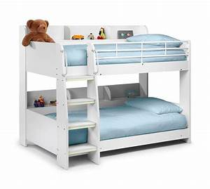 Happy beds domino storage wooden bunk bed kids modern for Furniture and mattress for you