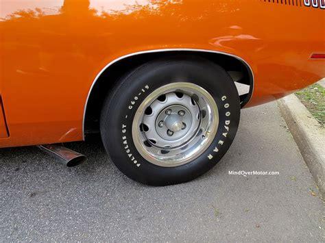 1970 Plymouth Aar 'cuda At The 2014 River Edge Car Show