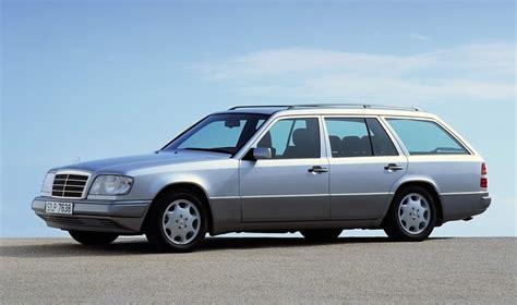 mercedes e class estate car wagon 1993 1996 reviews technical data prices