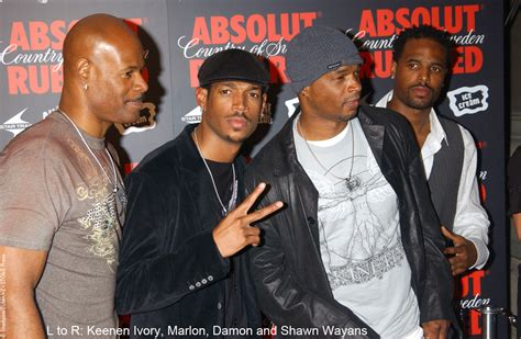 The Wayans Brothers Celebrity Gossip And Movie News