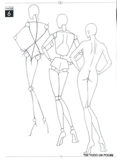 figurini di moda stilizzati jl46 187 regardsdefemmes