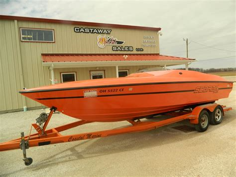 Scarab Boats Specs by 1997 Wellcraft Scarab 23 Power Boat For Sale Www