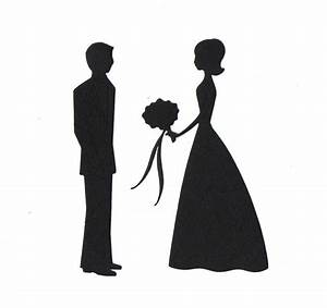 Bride and groom cartoon image free vector for free ...