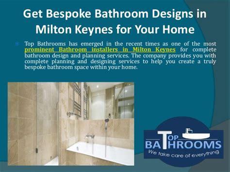 bespoke bathroom designs  milton keynes   home