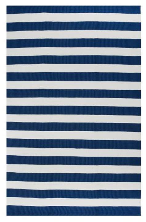 compare price blue stripe outdoor rug  statementsltdcom