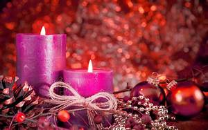 Weihnachten In Hd : weihnachten mit brennenden kerzen hd hintergrundbilder ~ Eleganceandgraceweddings.com Haus und Dekorationen
