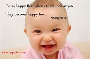 Happy Cute Babies with Quotes
