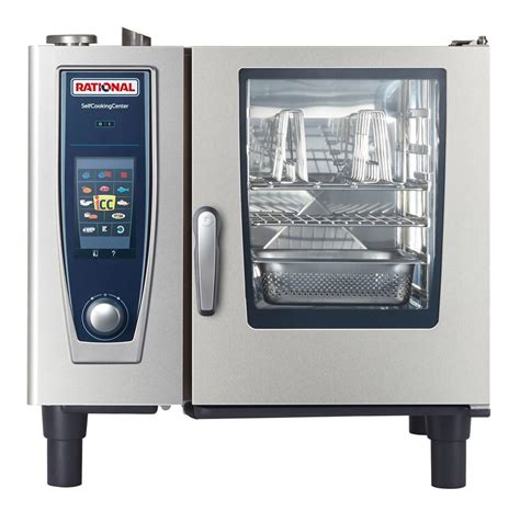rational cuisine rational b618106 43 scc xs 61 e 480v selfcooking center