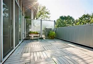 Die besten obi inspirationen fur terrasse und balkon for Garten planen mit windschutz für balkon
