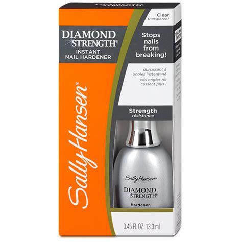 sally hansen diamond strength nagelhärter
