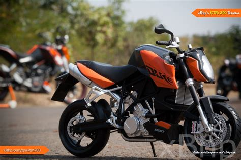 Review Ktm Duke 200 by Ktm Duke 200 Detailed Review Page 3 Of 5 Xbhp