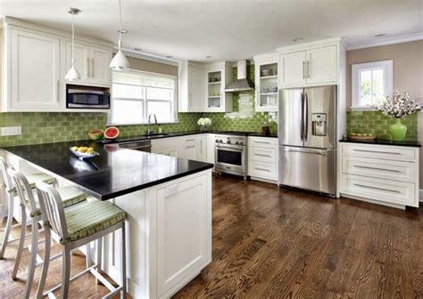 green and white kitchen ideas best green white kitchen design ideas pictures home decor buzz