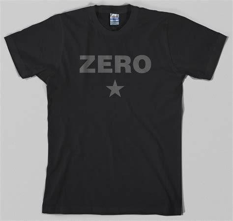 zero t shirt billy corgan smashing pumpkins grunge