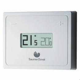 Thermostat Connecté Chaudière Gaz : thermostat programmable connect migo saunier duval f504106a accessoires chaudi re gaz ~ Melissatoandfro.com Idées de Décoration