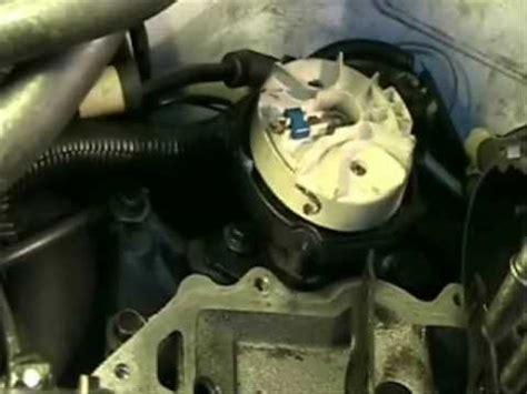 Chevy Vortec Distributor Install Youtube