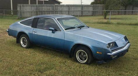 si e auto monza mini 1978 chevrolet monza