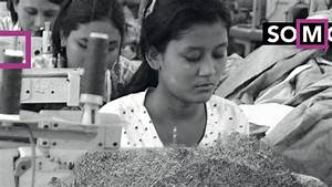 Indian garment workers face harsh working conditions ...