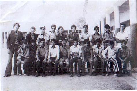 Photo de classe 3eme annee college de 1973, Ben Badis Est - Copains d'avant