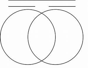 2 circle venn diagram template free download With venn diagram 5 circles template