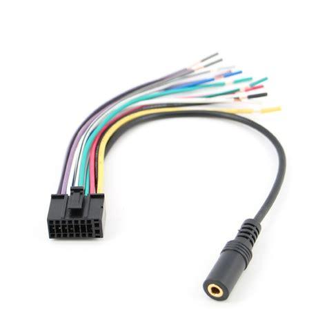 Speaker Wiring Harnes by Xtenzi Wire Harness Speaker For Dual Xdma6415