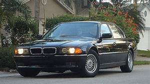 Purchase Used 1996 Bmw 740il   Excellent Condition   Low Miles Selling No Reserve In Pompano