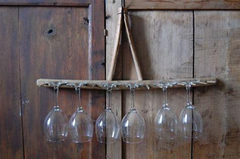Rechen Für Garten by Antike Rake Kopf Primitive Weinglas Halter Holz Rechen