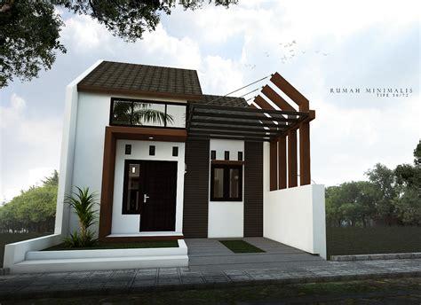 desain rumah minimalis  lantai autocad