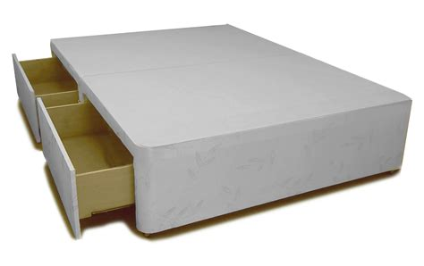 divan bed base with drawers home furniture beds divan bases only small
