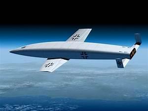 """Sänger """"Silverbird"""" Orbital Bomber"""