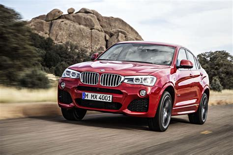 2015 Bmw X4 Front Three Quarters In Motion 09 Photo 44