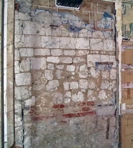 Comment Renover Un Vieux Carrelage : r nover un mur int rieur en pierres calcaires conseils ~ Dailycaller-alerts.com Idées de Décoration