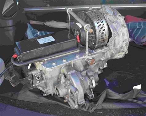 Electric Motor Conversion by News 4qd Electric Motor