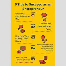 5 Entrepreneur Success Tips  Ronn Torossian  Everything Pr