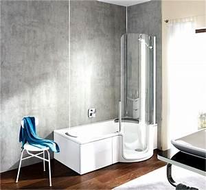 Dusche Badewanne Kombi : badewanne dusche kombination duscholux hauptdesign ~ Michelbontemps.com Haus und Dekorationen