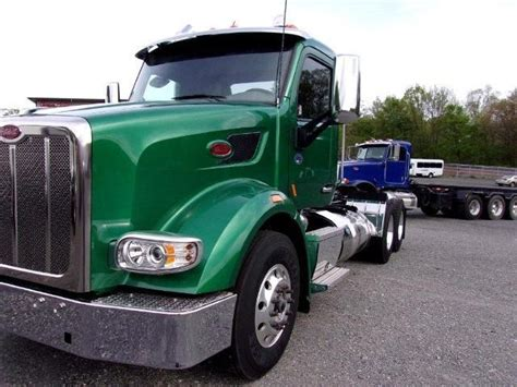 peterbilt  conventional trucks  sale