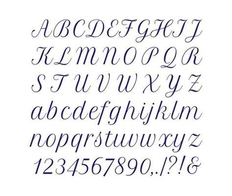 alphabet cross stitch pattern  sts tall font  evascreation