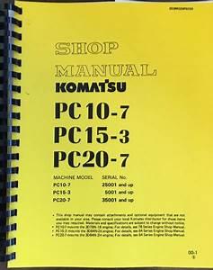 Komatsu Pc10