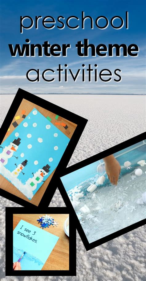 preschool winter theme activities fantastic amp learning 780 | preschool winter theme pin2