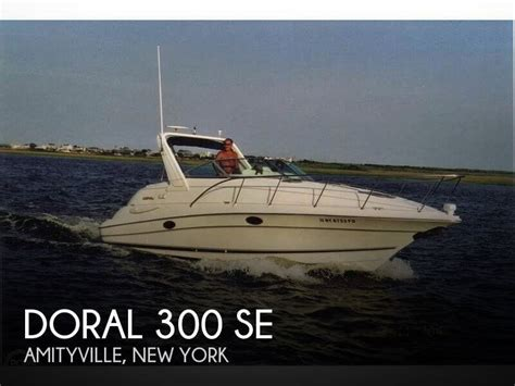 Boats For Sale Amityville Ny by Doral 300 Se For Sale In Amityville Ny For 29 000 Pop