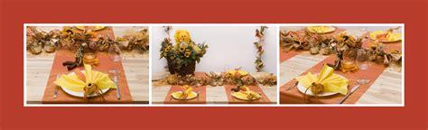 Deko Blätter Herbst by Tischdeko Geburtstag Herbst In Gelborange Tischdeko Tips