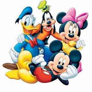 Wmf Kinderbesteck Mickey Mouse Friends : disney and cartoon clip art characters all cartoon images are on a transparent background and ~ Bigdaddyawards.com Haus und Dekorationen