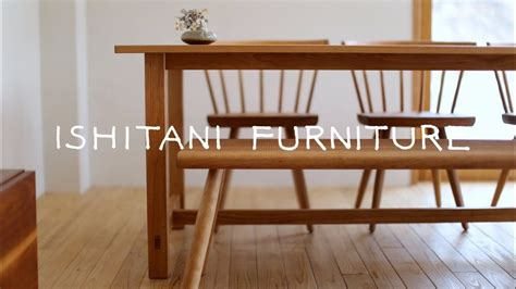 Ishitani  Making A Cherry Dining Table Youtube