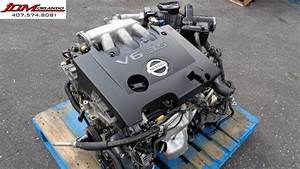 02 03 04 05 06 07 Nissan Maxima 3 5l Twin Cam V6 Engine