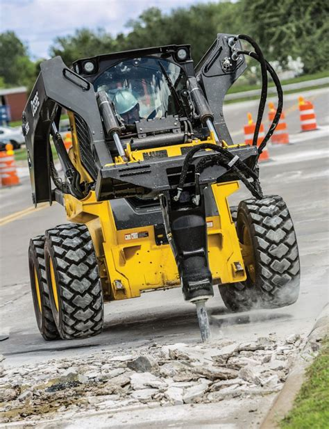 skid steer manufacturers sound   technology trends construction equipment guide