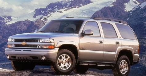 ultimate car guide chevrolet tahoe generation