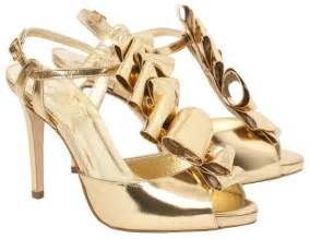 gold shoes wedding wedding gold wedding shoes
