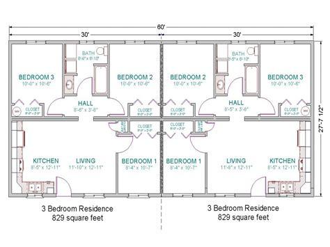 floor plans duplex 3 bedroom duplex floor plans simple 3 bedroom house plans duplex house design plans mexzhouse com